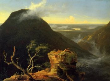 Sunny Morning on the Hudson River | Thomas Cole | oil painting