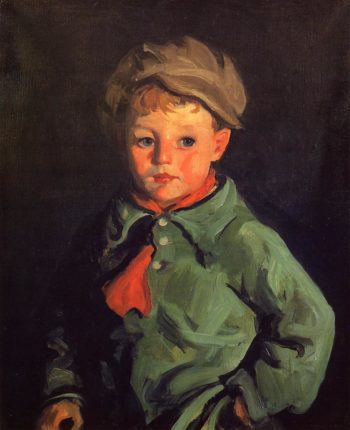 Skipper Mick | Robert Henri | oil painting
