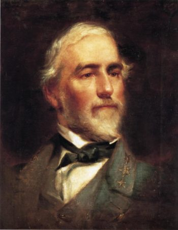 Robert E Lee | Edward Caledon Bruce | oil painting