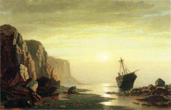 The Coast of Labrador | William Bradford | oil painting
