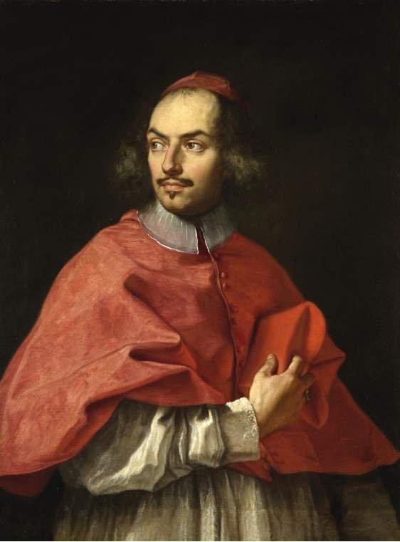 Cardinal Jacopo Rospigliosi | Carlo Maratti | oil painting