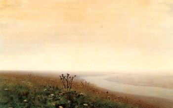 Morning on the Dnieper 1881 | Arkhip Kuinji | oil painting
