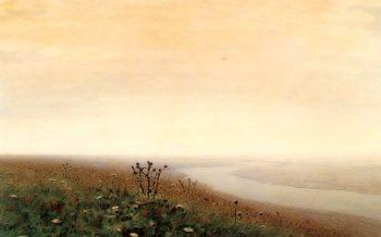 Morning on the Dnieper 1881 | Arkhip Kuinji | oil painting