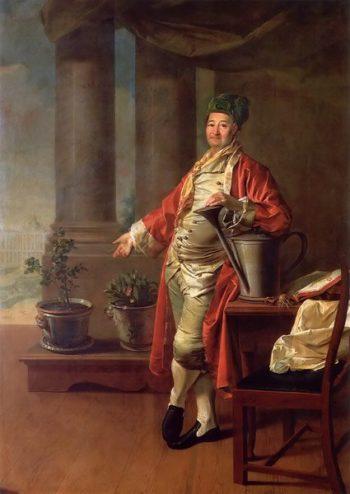 Portrait of Prokofy Demidov 1773 | Dmitry Levitsky | oil painting