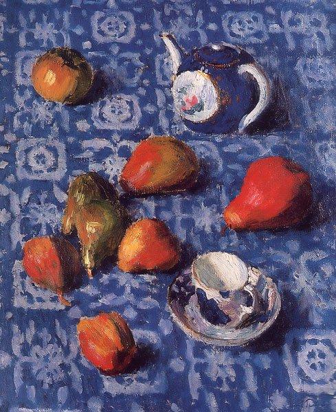 Pears 1915   Igor Grabar   oil painting