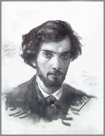 Self Portrait | Isaak Levitan | oil painting