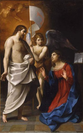 Christ appearing to the Virgin | Guido Reni | oil painting