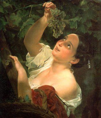 Italian Noon 1827 | Karl Brullov | oil painting