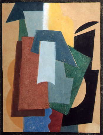Summer 1920s | Lubov Popova | oil painting