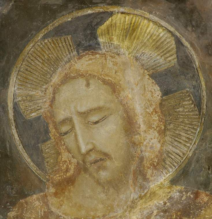 Head of Christ | Umbrian School | oil painting