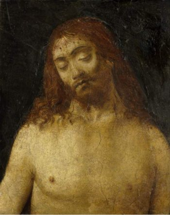 Ecce Homo | Unknown Artist | oil painting