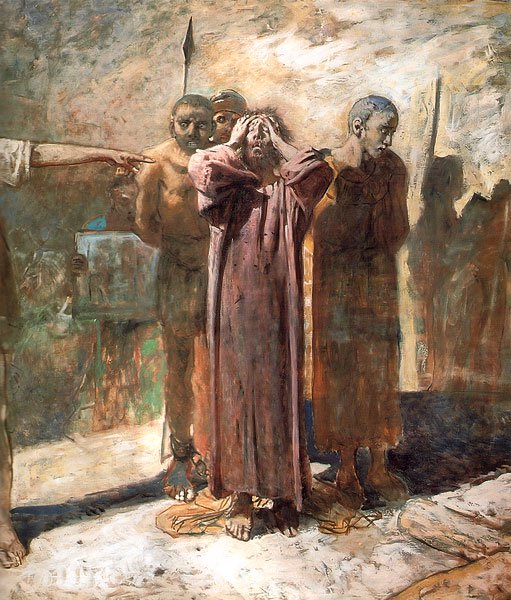 Golgotha 1893 | Nikolay Gay | oil painting