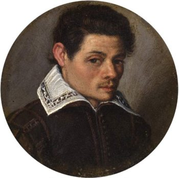 Portrait of a Young Man | Unknown Artist | oil painting