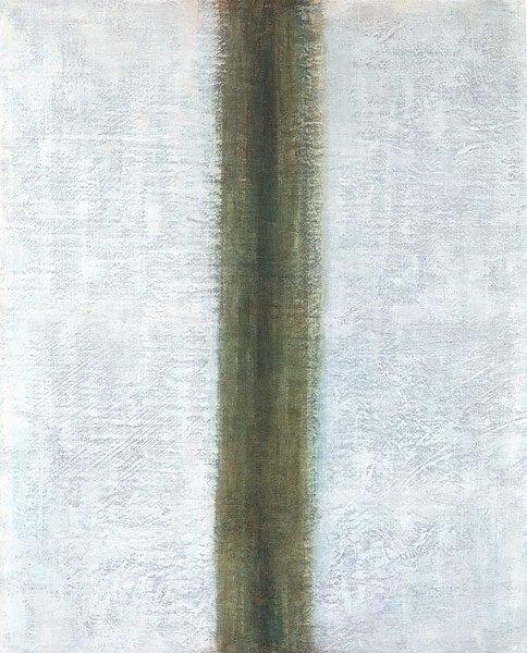 Green Line 1917   Olga Rozanova   oil painting
