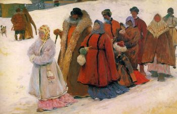 The Family 1907 | Sergey Ivanov | oil painting