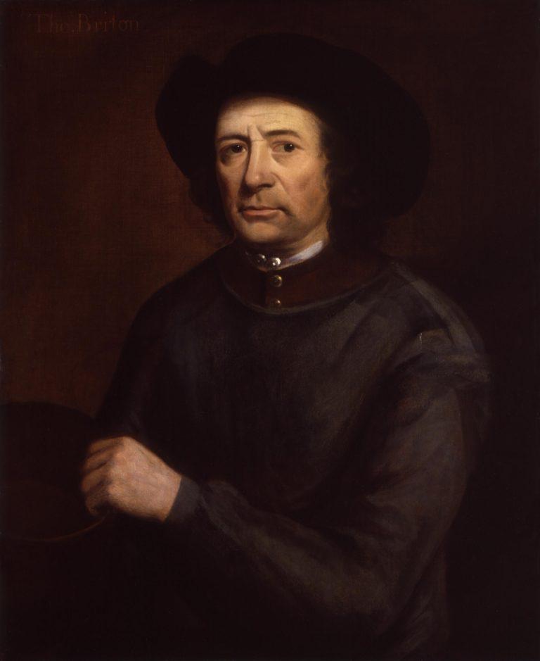 Thomas Britton | John Wollaston | oil painting