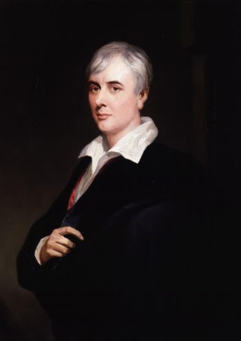George Borrow | Henry Wyndham Phillips | oil painting