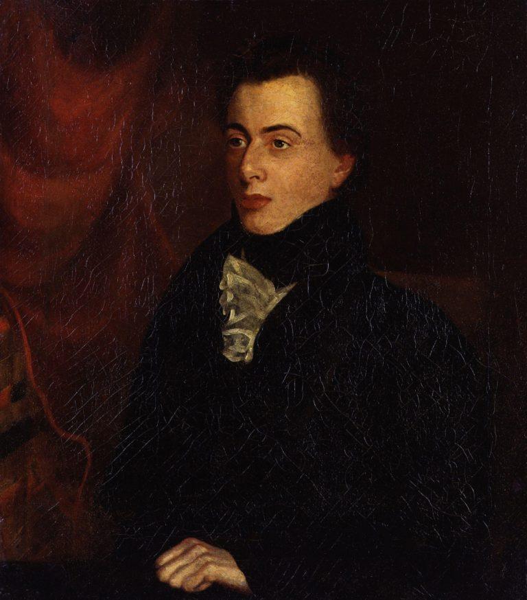 George Borrow | John Thomas Borrow | oil painting