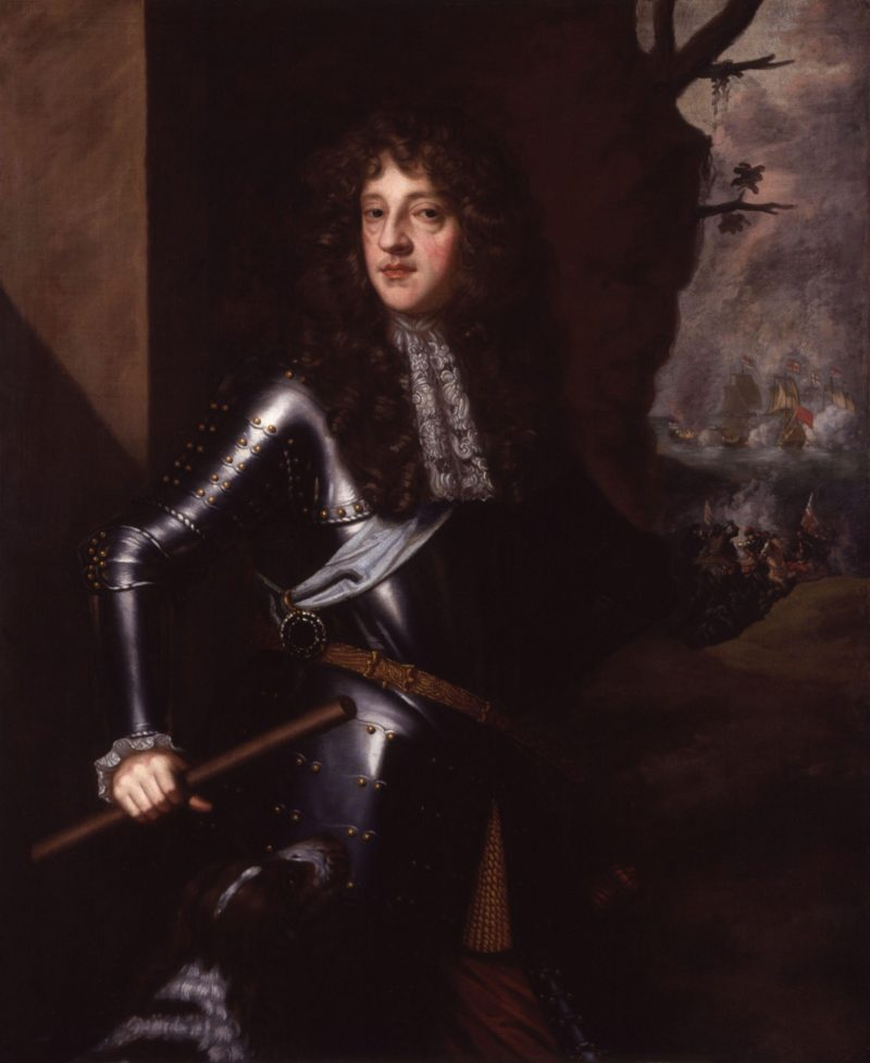 Thomas Butler Earl of Ossory | Sir Peter Lely | oil painting