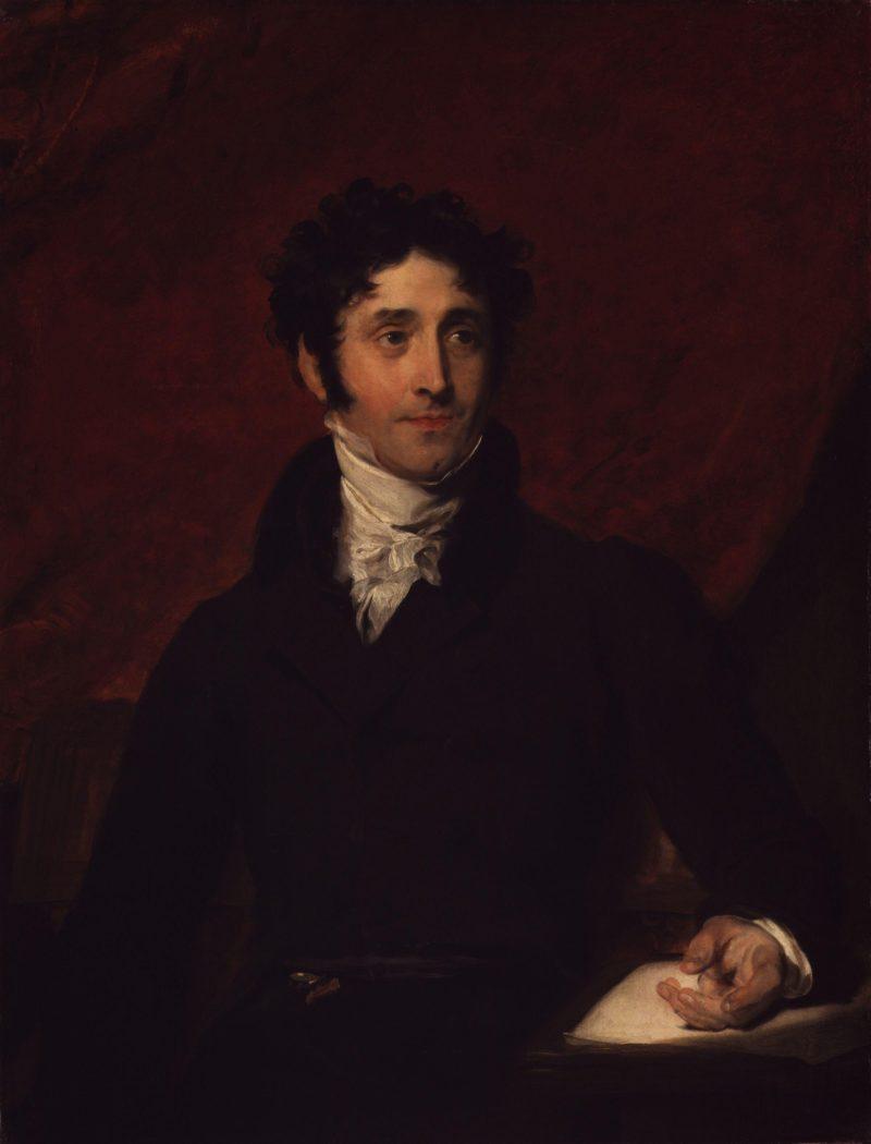 Thomas Campbell | Sir Thomas Lawrence | oil painting