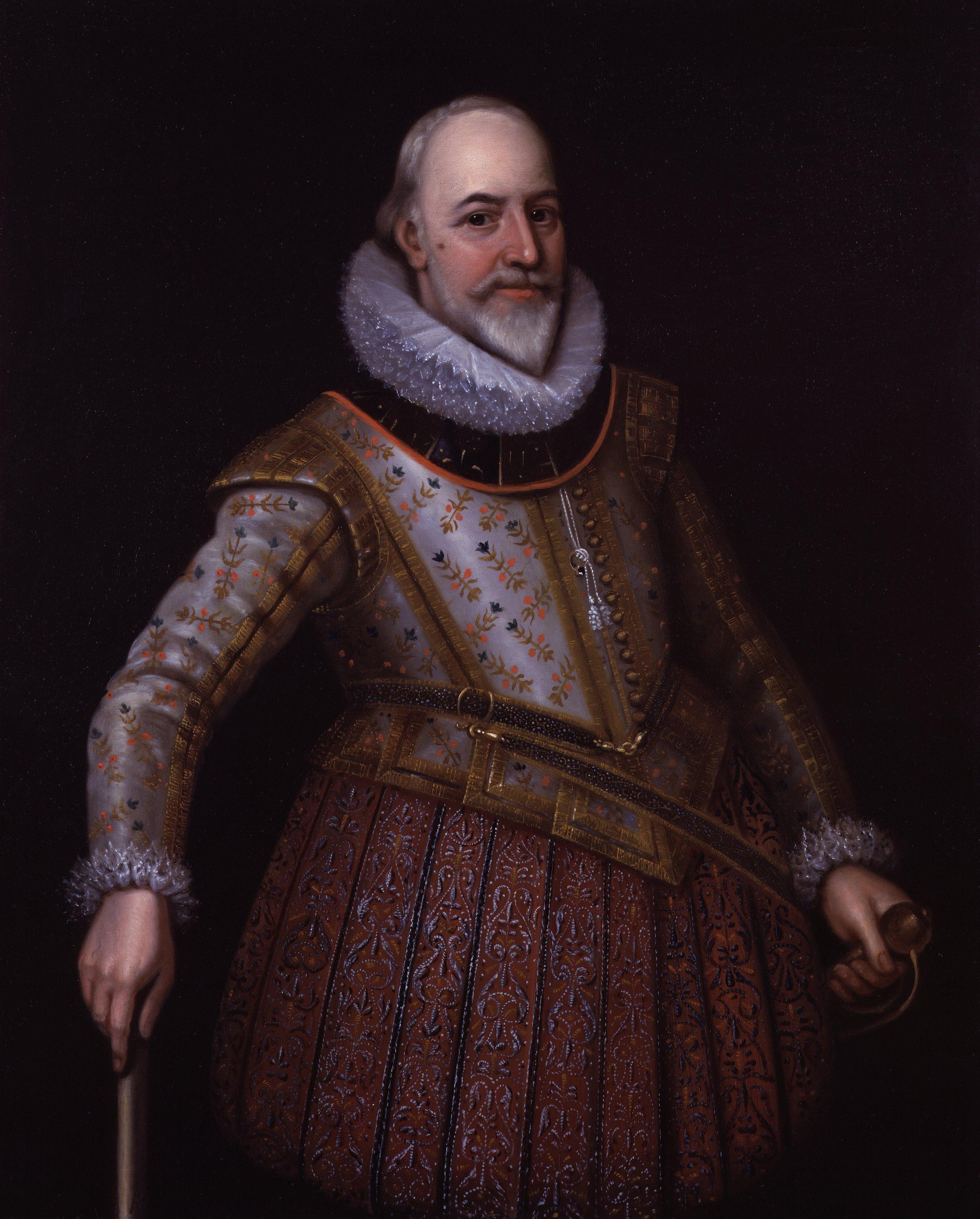 George Carew Earl of Totnes | Unknown Artist | oil painting