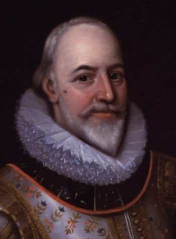 George Carew Earl of Totnes | Unknown Artist | oil painting