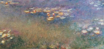 Water Lillies | Claude Monet | oil painting
