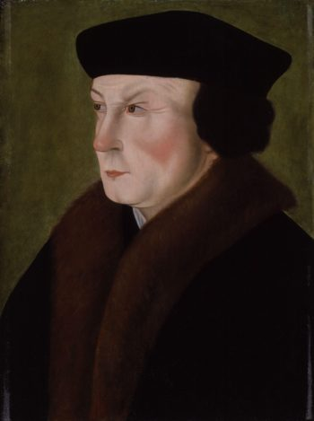 Thomas Cromwell Earl of Essex | Hans Holbein the Younger | oil painting