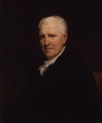 George Crabbe | Henry William Pickersgill | oil painting