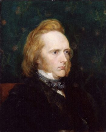 George Douglas Campbell 8th Duke of Argyll | George Frederic Watts | oil painting