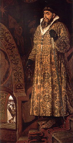 Tsar Ivan The Terrible 1897 | Victor Vasnetsov | oil painting