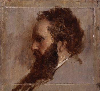 Thomas Faed | Sir William Fettes Douglas | oil painting