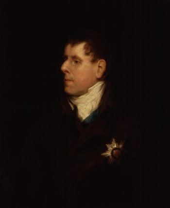 George Granville Leveson Gower