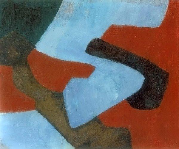 Tarkhovka Lake 1920s | Xenia Ender | oil painting