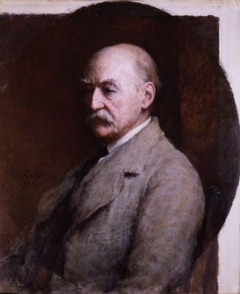 Thomas Hardy | Walter William Ouless | oil painting