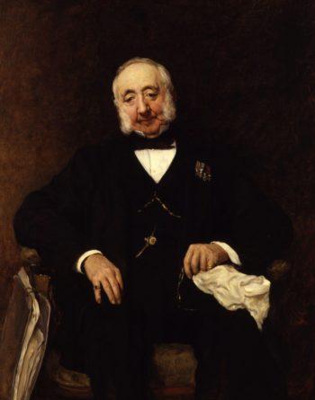 Thomas Hawksley | Sir Hubert von Herkomer | oil painting