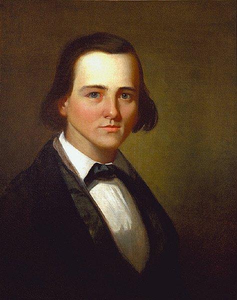 Dr. Oscar Fitzland Potter | George Caleb Bingham | oil painting