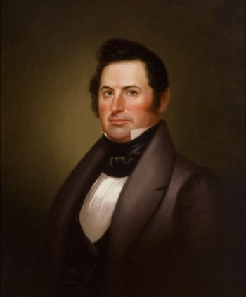 General Richard Gentry | George Caleb Bingham | oil painting