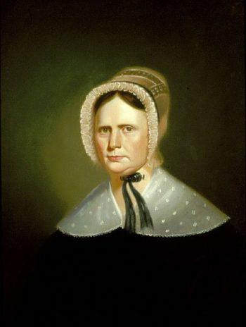 Mrs. Henry Lewis Elizabeth Morton Woodson | George Caleb Bingham | oil painting