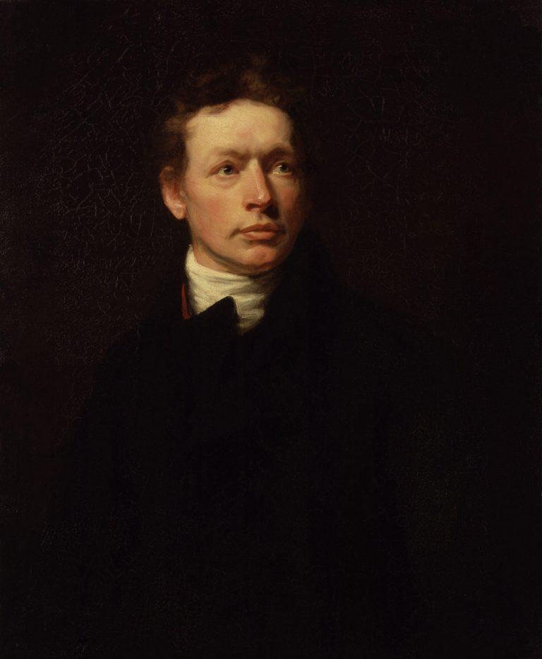 Thomas Holcroft   John Opie   oil painting