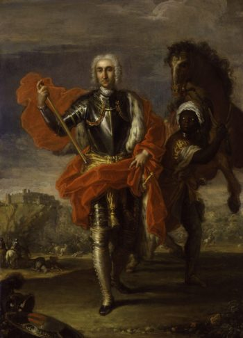 George Keith 10th Earl Marischal | Placido Costanzi | oil painting