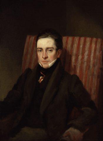 Thomas Hood   Unknown Artist   oil painting