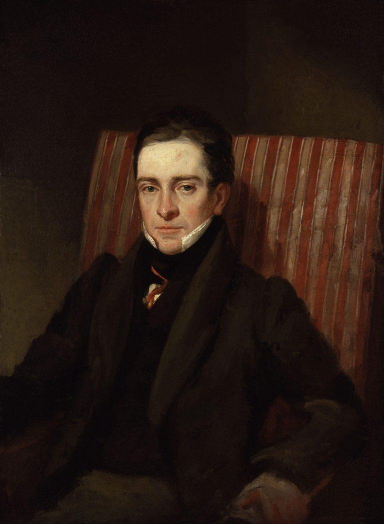 Thomas Hood | Unknown Artist | oil painting