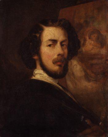 Thomas Jones Barker   Thomas Jones Barker   oil painting