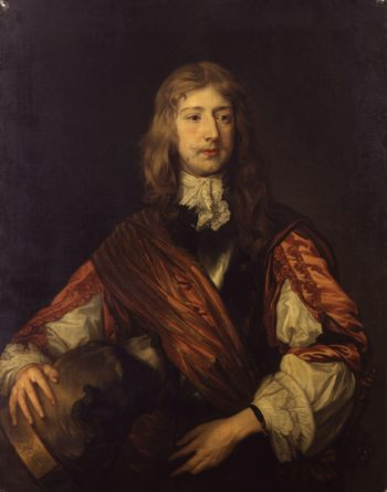 Thomas Killigrew | Sir Anthony Van Dyck | oil painting