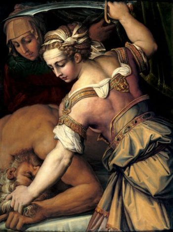 Judith and Holofernes | Giorgo Vasari | oil painting