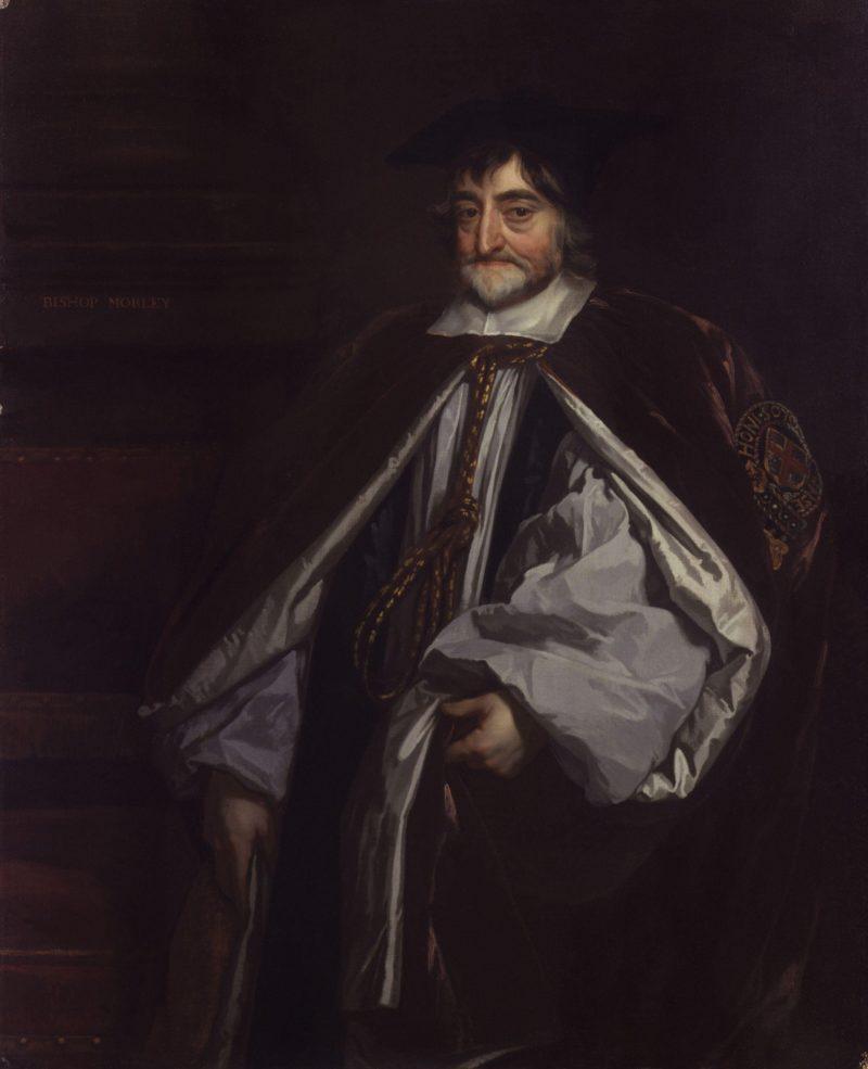 George Morley | Sir Peter Lely | oil painting