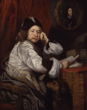 Thomas Killigrew | William Sheppard | oil painting