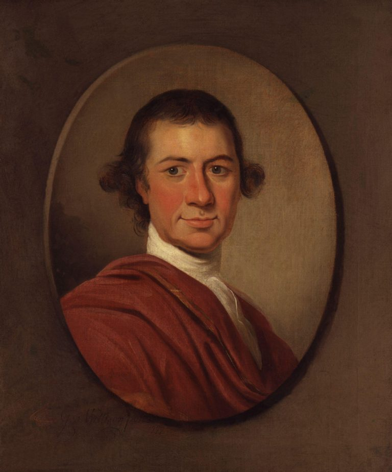 George Pigot Baron Pigot | George Willison | oil painting