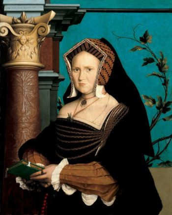 Mary Lady Guildford | Hans Holbein the Younger | oil painting